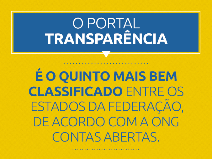 Portal da Transparência facilitou o acesso do cidadão às informações