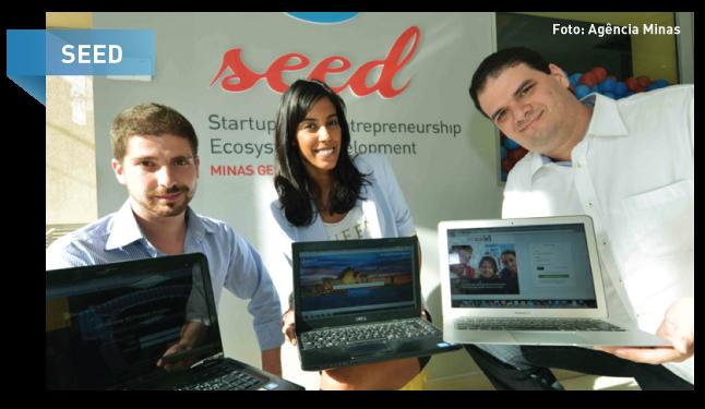 Apoio ao empreendedorismo tecnológico e a startups