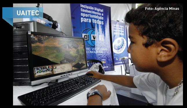 Universidade Aberta investe em capacitação tecnológica à distância