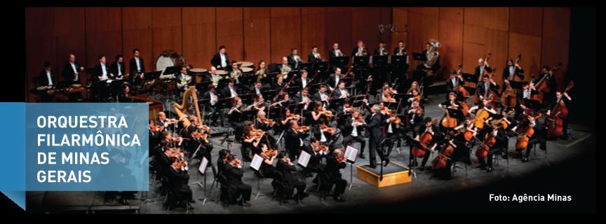 Criação da Orquestra Filarmônica e Estação da Cultura Presidente Itamar Franco