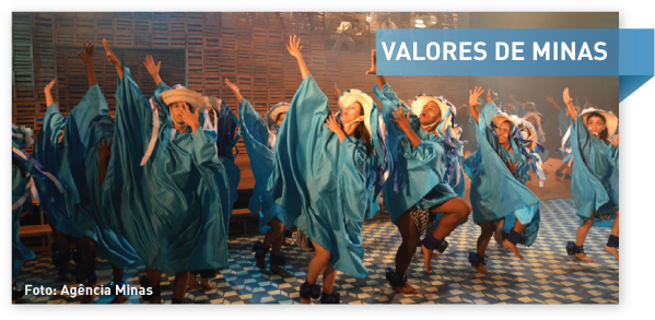 Valores de Minas inseriu jovens em atividades artísticas e culturais